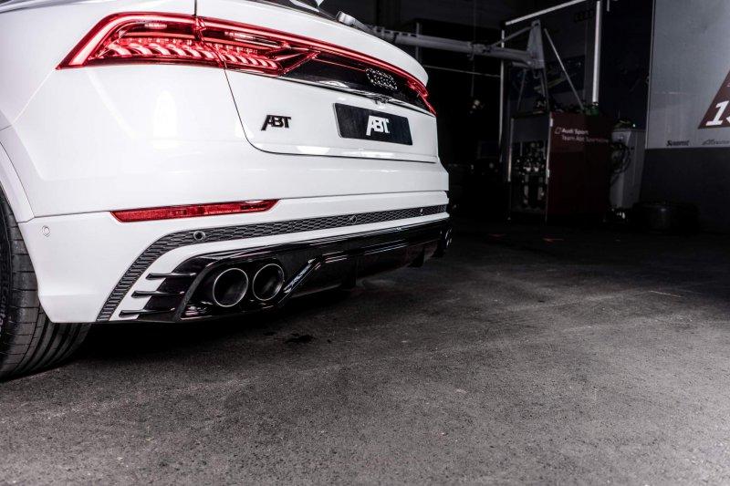 Audi Q8 50 TDI в исполнении мастерской ABT Sportsline