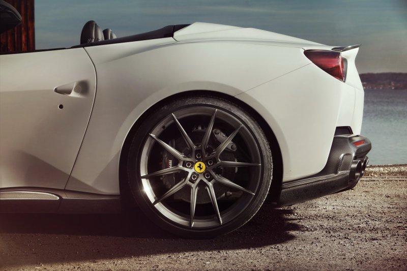 Ferrari Portofino в тюнинге от Novitec