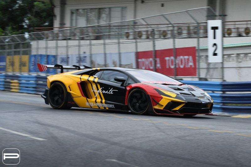 1553869053 3 - Lamborghini Aventador в гоночном амплуа от Infinite Motorsports