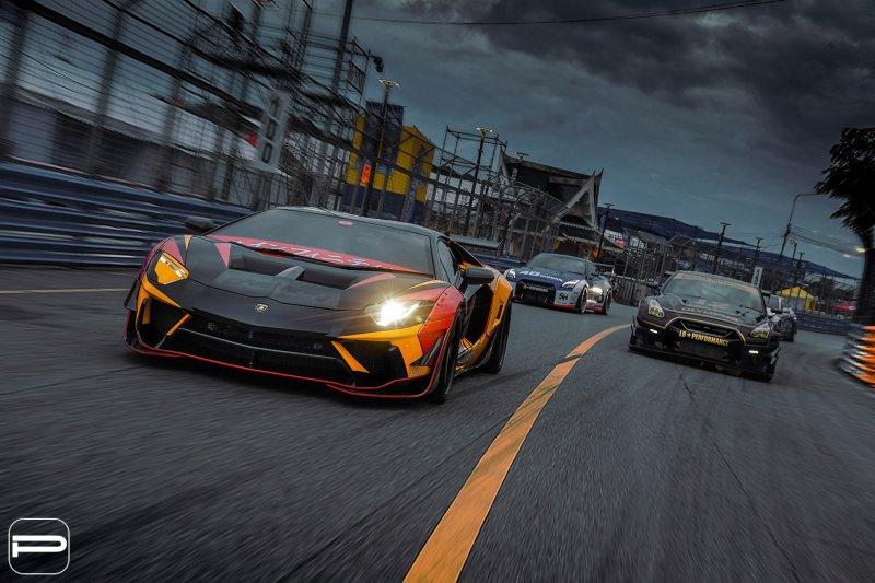 1553869060 1 - Lamborghini Aventador в гоночном амплуа от Infinite Motorsports
