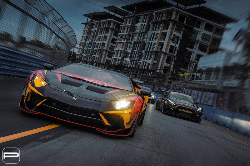 1553869072 10 - Lamborghini Aventador в гоночном амплуа от Infinite Motorsports