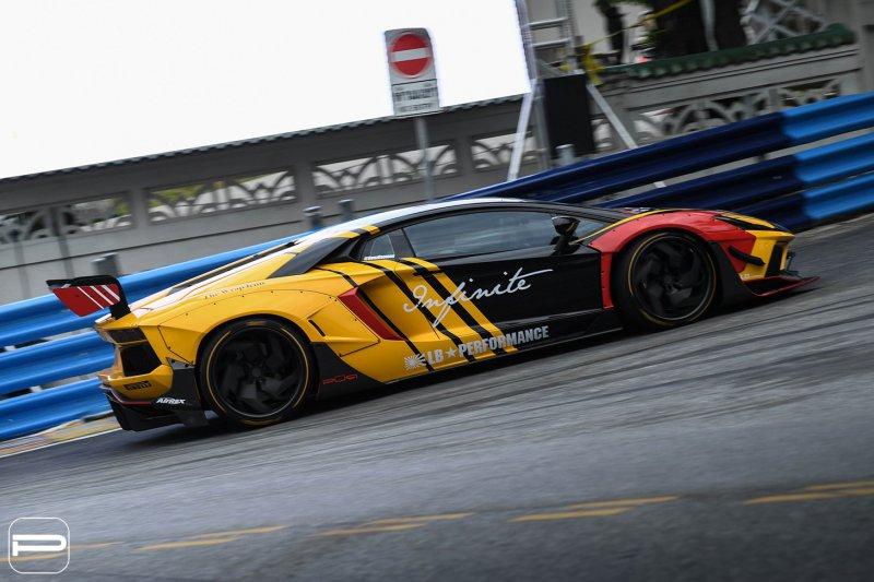 1553869091 2 - Lamborghini Aventador в гоночном амплуа от Infinite Motorsports