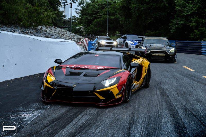 1553869129 4 - Lamborghini Aventador в гоночном амплуа от Infinite Motorsports