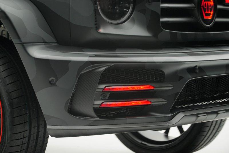 Мастера Mansory представили новую версию Mercedes-AMG G 63