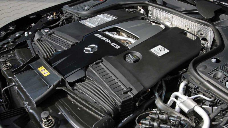 818-сильный Mercedes-AMG GT 63 S от мастерской Posaidon