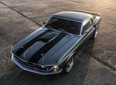 1000-сильный Mustang Mach 1 Hitman 1969 от Classic Recreations