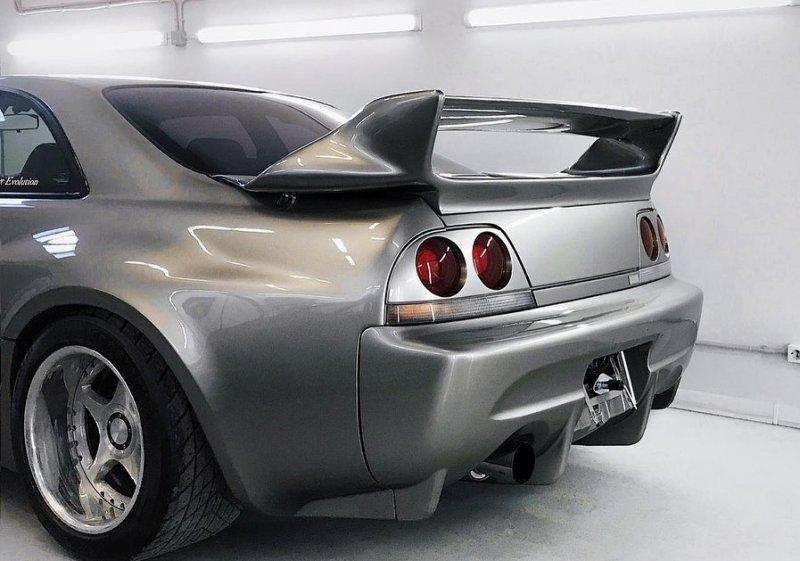 Nissan Skyline GT-R R33 от Veilside