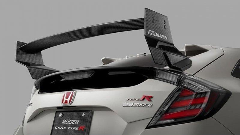Модифицированная Honda Civic Type R от Mugen