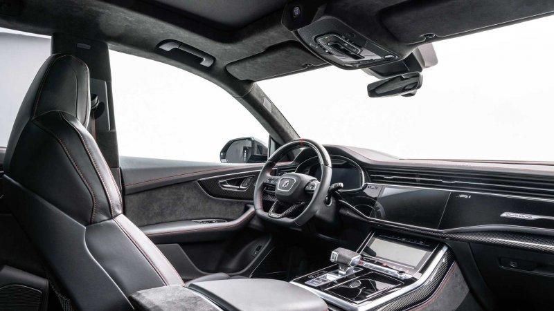769-сильный кроссовер Audi RS Q8 от мастеров из Mansory